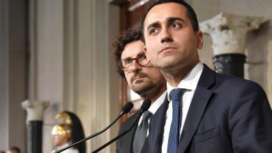 لويجي دي مايو - وزير خارجية إيطاليا