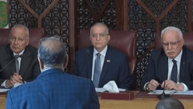 البيان الختامي لمؤتمر الوزراء العرب