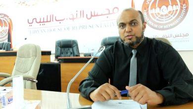 طارق الجروشي - عضو لجنة الدفاع والأمن القومي بمجلس النواب