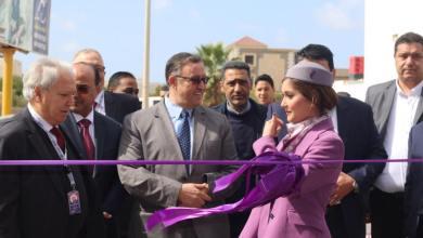 برنيق للطيران تفتتح مقرها الرئيسي في بنغازي