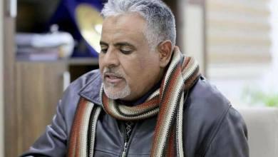 عضو مجلس النواب جبريل إدريس اوحيده
