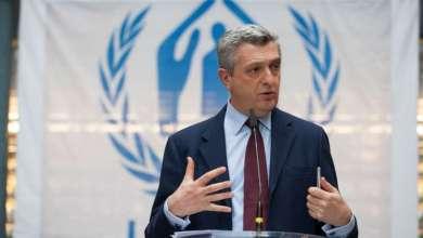 مفوض الأمم المتحدة السامي لشؤون اللاجئين، فيليبو غراندي
