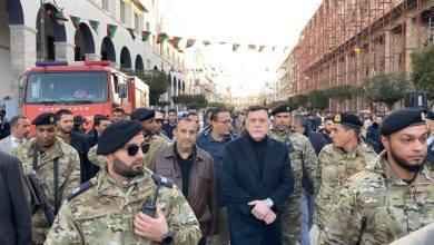 السراج يدعو للسلام وتحقيق الاستقرار في ليبيا
