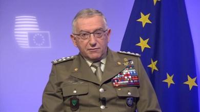 رئيس اللجنة العسكرية للاتحاد الأوروبي الجنرال الإيطالي كلاوديو غراتسيانو