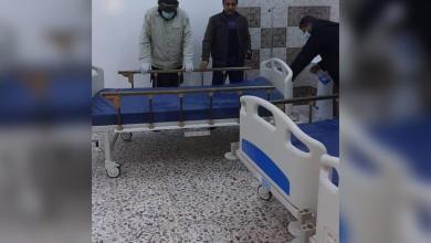 بلدي الرياينة يعلن البدء بتجهيز مستشفى المدينة