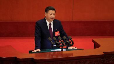 الرئيس الصيني شي جين بينغ- إرشيفية