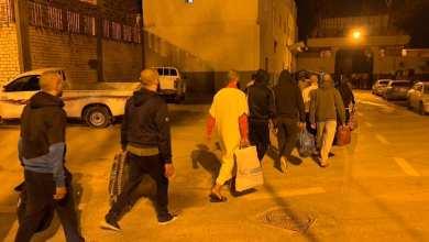 طرابلس - النيابة العامة تفرج على 20 موقوفاً بسجن الجديدة