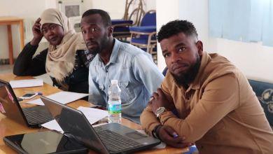 برنامج تدريبي في مدينة غات حول الخبار الكاذبة في مواقع التواصل الاجتماعي