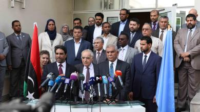 جولة الحوار السياسي في تونس- إرشيفية