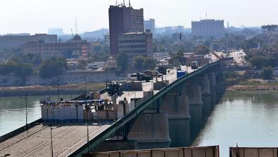 سقوط صواريخ كاتيوشا داخل المنطقة الخضراء في بغداد