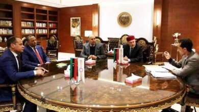 متابعة البرلمان لاجراءات الحكومة الليبية بشأن مكافحة كورونا