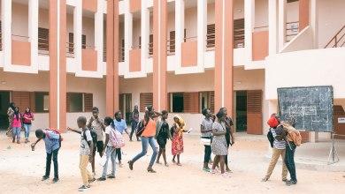 مدرسة في السنغال- إرشيفية