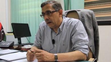 """مدير المستشفى الجامعي في طرابلس """"نبيل العجيلي"""" - أرشيفية"""""""