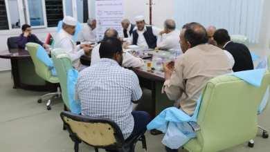 اللجنة الاستشارية الفرعية الواحات تتابع مستوى الخدمات الطبية لمواجهة كورونا