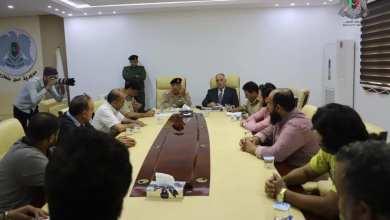 رفع الحظر عن المدن غير الموبؤة التابعة للحكومة الليبية