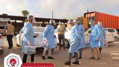 اللجنة العليا لمجابهة كورونا بمدينة مصراتة تحيل 3 عينات اشتباه بكورونا إلى المركز الوطني لمكافحة الأمراض بطرابلس