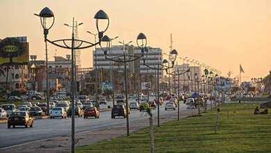 """ضاحية سوق الجمعة بالعاصمة الليبية طرابلس-""""أرشيفية"""""""