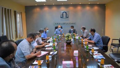 """أول اجتماع للجنة حصر أضرار المؤسسات التعليمية جراء """"حرب طرابلس"""""""