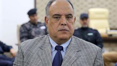 وزير الداخلية الليبية إبراهيم أبوشناف