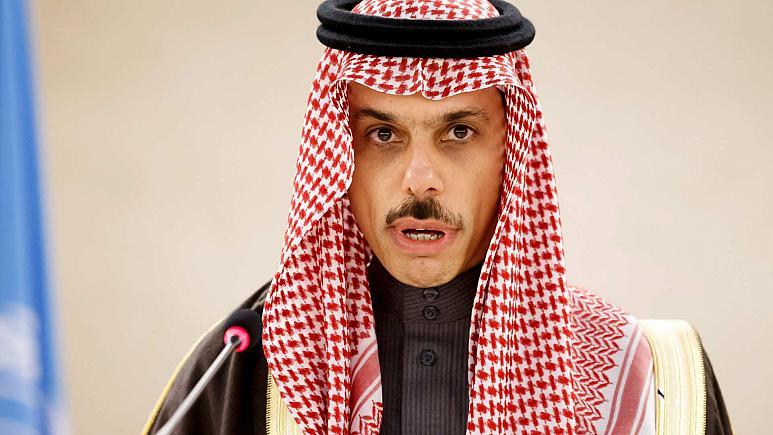 """وزير الخارجية السعودي """"فيصل بن فرحان"""" يؤكد دعم بلاده لإعلان القاهرة والموقف المصري لحل الأزمة الليبية"""