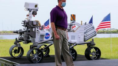 وكالة ناسا للفضاء تطلق اليوم من فلوريدا مركبة نحو المريخ بحثاً عن حياة قديمة