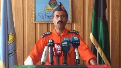 العقيد محمد قنونو -الناطق الرسمي باسم قوات حكومة الوفاق