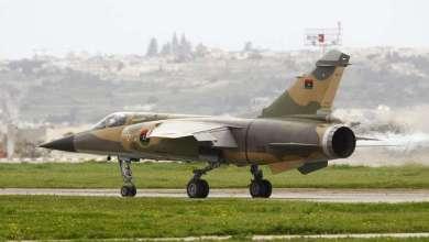 مقاتلات سلاح الجو بالجيش الوطني تدمر 3 دبابات تابعة لقوات الوفاق المدعومة تركياً