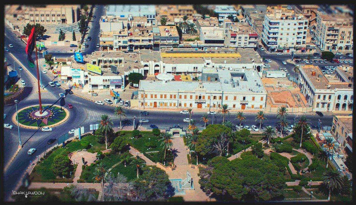 """مدينة مصراتة الليبية-""""أرشيفية"""""""