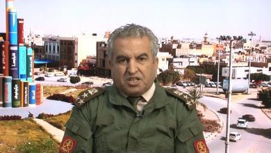مدير إدارة التوجيه المعنوي بالجيش الوطني الليبي