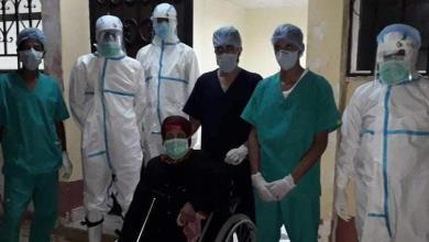 اللجنة الاستشارية الطبية درنة تعلن 4 حالات شفاء من فيروس كورونا