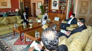 ويليامز تبحث مع وزير الخارجية المغربي سبل حل الأزمة الليبية