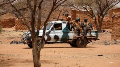 """قوات حكومية في بوركينا فاسو -""""أرشيفية"""""""