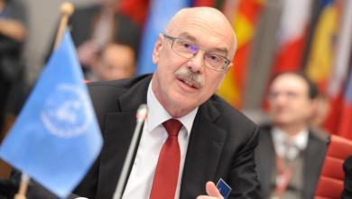 فلاديمير فورونكوف-مسؤول مكافحة الإرهاب التابع للأمم المتحدة