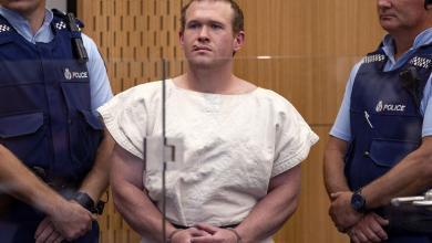 الحكم في نيوزيلندا بالسجن مدى الحياة على مرتكب مذبحة المسجدين