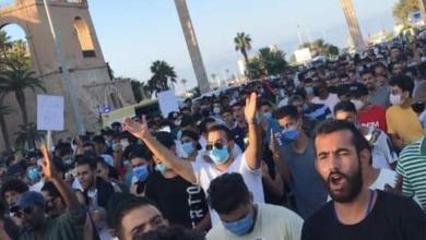 طرابلس- شهر أغسطس الماضي