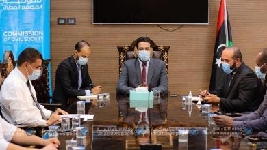 لجنة انتخابات المجلس البلدية تعقد اجتماعها الأول في بنغازي