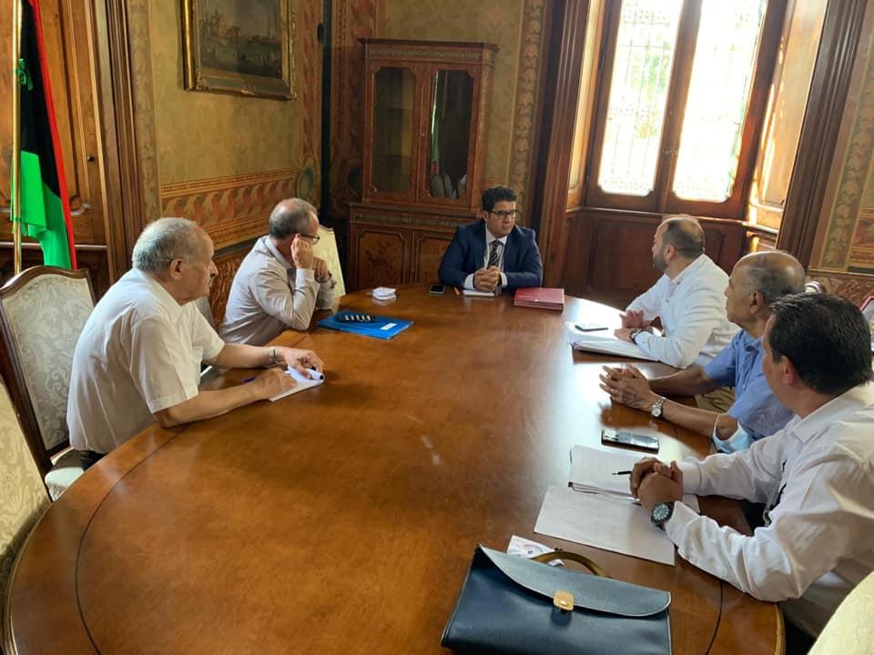 السفارة الليبية في إيطاليا تتابع أوضاع السجناء الليبيين بالسجون الإيطالية