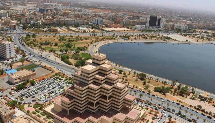 """منظر عام لمدينة بنغازي -""""أرشيفية"""""""