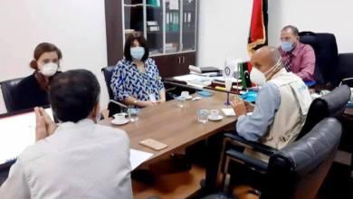 اليونيسف تجتمع مع تعليم الوفاق لمناقشة ملف التعليم عن بُعد