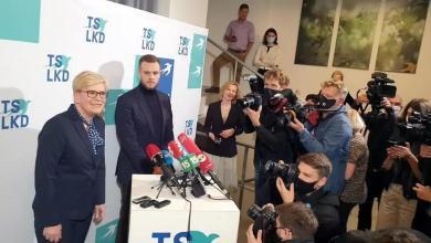 انتخابات ليتوانيا التشريعية