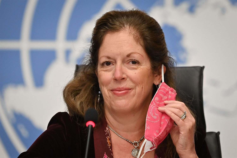 الممثلة الخاصة للأمين العام للأمم المتحدة بالإنابة ستيفاني وليامز