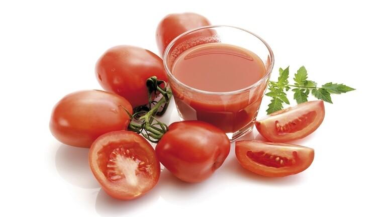 عصير الطماطم - صور تعبيرية