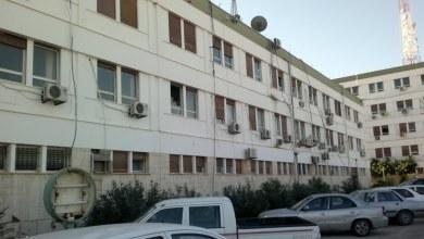 """مجمع المحاكم بالعاصمة الليبية طرابلس -""""أرشيفية"""""""