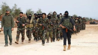 مرتزقة سوريين