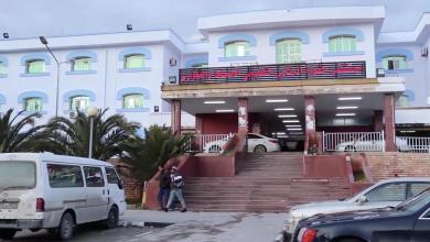مستشفى شحات - الجبل الأخضر