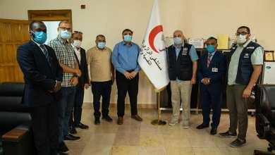منظمة الصحة العالمية تجري زيارة لمستشفى الرازي في طرابلس