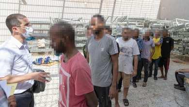 """""""داخلية الوفاق"""" تعثر على سجناء داخل """"كتيبة الضمان تاجوراء"""""""
