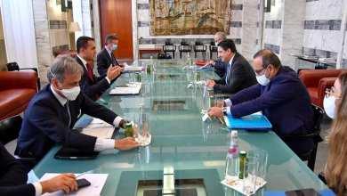 مباحثات مغربية إيطالية في روما تبحث مستجدات الراهن الليبي