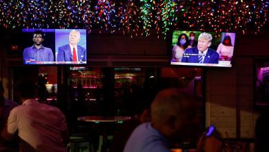 """لقاءات تلفزيونية متزامنة مع الجمهور لترامب وبايدن بعد إلغاء المناظرة الثانية-""""رويترز"""""""