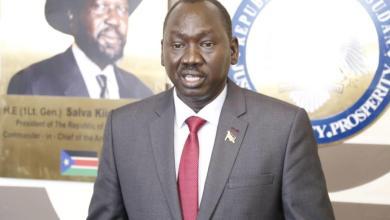 """الدكتور """"ضيو ماطوك"""" –""""عضو لجنة الوساطة الجنوب سودانية في مفاوضات سلام السودان الشامل"""""""
